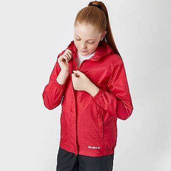 Peter Storm Girls' Pattern Packable Jacket