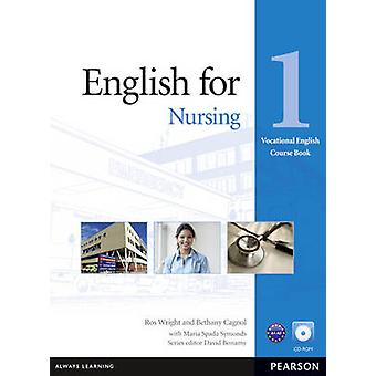 English for Nursing Level 1 Coursebook and CDROM Pack