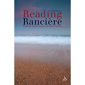 Reading Ranciere by Bowman & Paul