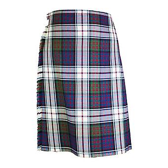 MacDonald Dress Muted Tartan Kilt (Ex-Hire)