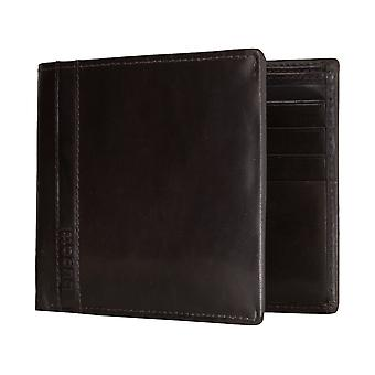 Bugatti Trenta men's apparent bag purse wallet purse Brown 5198