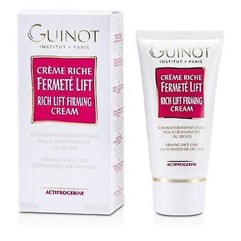 Guinot Rich Lift Firming Cream (For Dehydrated or Dry Skin) - 50ml/1.6oz