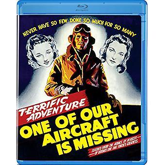 Een van onze vliegtuigen ontbreekt [Blu-ray] USA import
