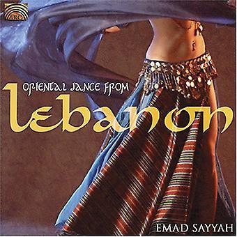 Emad Sayyah - Oriental Dance From Lebanon [CD] USA import