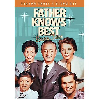 Father Knows Best: Season Three [DVD] USA import