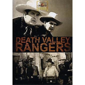 Death Valley Rangers [DVD] USA importeren