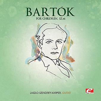 B. importieren Sie Bartok - für Kinder Sz. 42 (EP) [CD] USA