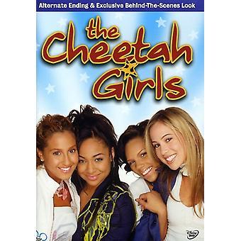 The Cheetah Girls [DVD] USA import