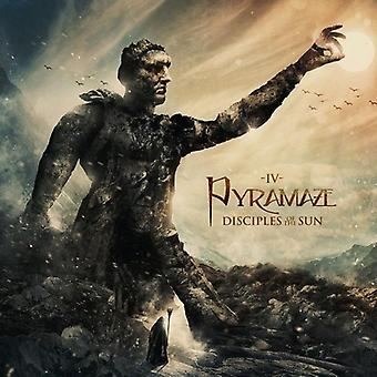 Pyramaze - Disciples of the Sun [Vinyl] USA import