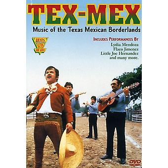 Tex-Mex-Music of the Texas-Mex [DVD] USA import