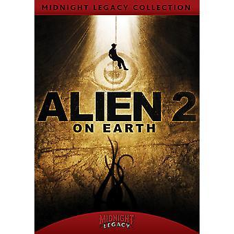 Importar de USA Alien 2 sobre la tierra [DVD]