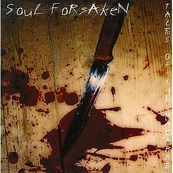 Sjæl Forsaken - fortællinger om Macabre [CD] USA importen