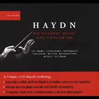 J. Haydn - Haydn: Orchestral Music and Concertos [CD] USA import