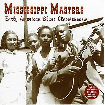 Mississippi Masters - Mississippi Masters-Early Amer [CD] USA import