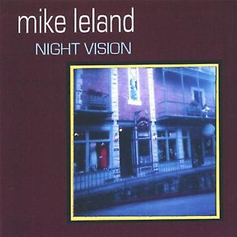 Mike Leland - Night Vision [CD] USA import