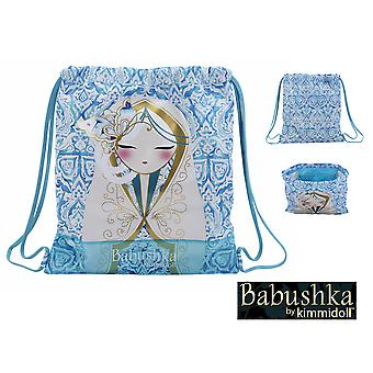 Kimmidoll Babushka Saco Mochila Gymbag 35X40 (Toys , School Zone , Backpacks)