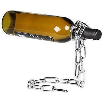 Wellindal Magic chain Wine bottle (Tafels en Keuken , Wijn en Bar , Flessenhouders)