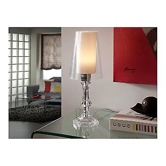 Schuller Wendy Clear Table Lamp