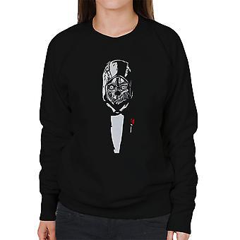 The Dishonored One Corvo Attano Godfather Women's Sweatshirt