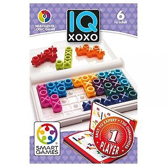Intelligente Spiele IQ XOXO-Puzzle-Spiel