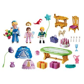 Playmobil 6854 Royal Birthday Party (Toys , Dolls And Accesories , Miniature Toys , Sets)