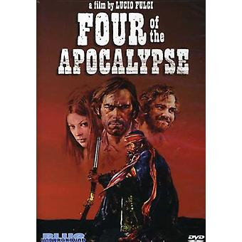 Fire af Apocalypse [DVD] USA importen