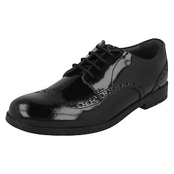 Girls Startrite School Shoes Brogue