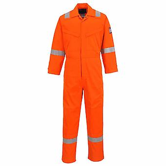 Portwest - MODAFLAME Hi-Vis Safety Workwear Coverall Boilersuit