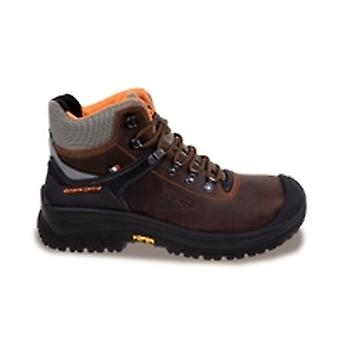 Beta 7294Nkk 41 Size 7/41 Greased Nubuck Ankle Shoe Waterproof