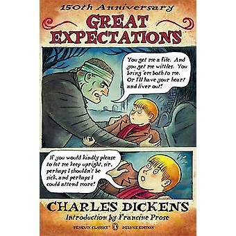 Great Expectations Penguin Classics Deluxe Edition by Charles Dickens