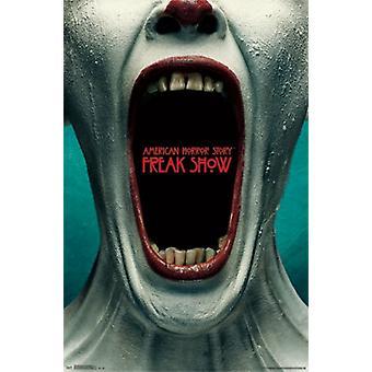 American Horror Story - Freak Show Poster Poster Print