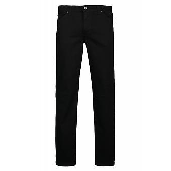 MUSTANG Hitchhiker trousers mens jeans black 111 3175 490