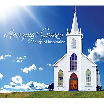 Amazing Grace: Inspiration / Va - Amazing Grace - sange af Inspiration [CD] USA import