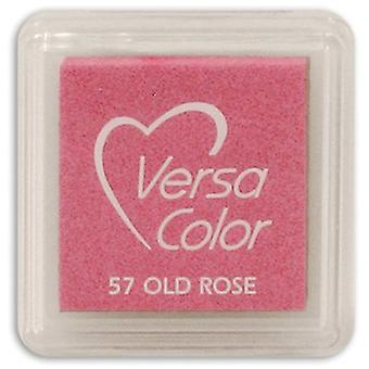 VersaColor Pigment Mini Ink Pad-Old Rose VS-057