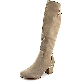 Steve Madden Womens Haydun Suede Closed Toe Knee High Fashion Boots