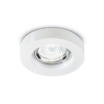 Ideal Lux Blues Fi1 Round Bianco