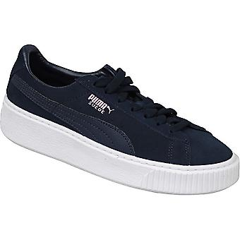 Puma Suede Platform JR 36366303 universal all year kids shoes