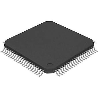 Embedded microcontroller DSPIC30F5016-30I/PT TQFP 80 (12x12) Microchip Technology 16-Bit 30 MIPS I/O number 68