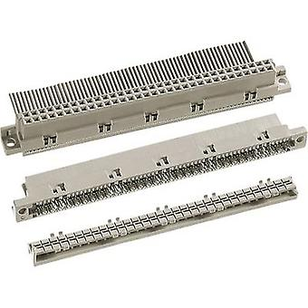 Edge connector (receptacle) 102-49064 Total number of pins 64 No. of row