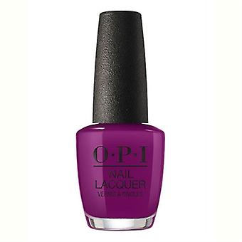OPI Nail Lacquer Pamplona Purple 0.5oz / 15ml