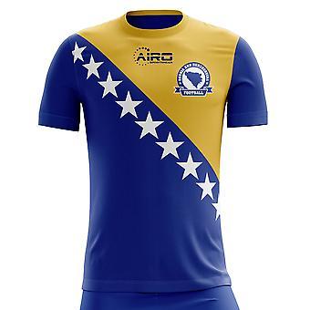 2018-2019 Bosnia Herzegovina Home Concept Football Shirt (Kids)