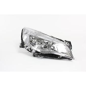 Right Headlamp (Electric With Motor) For Opel ASTRA J 2009 on