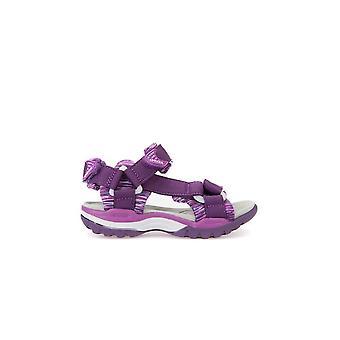 Geox J Borealis flicka Violetpurple J720WA0EE11C8267 universal barn skor