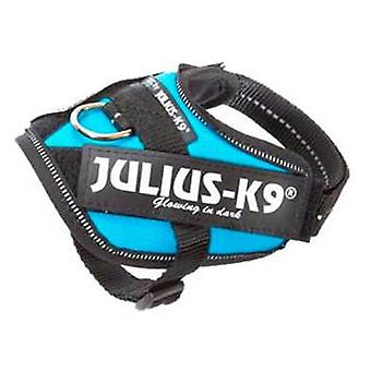 Julius K9 IDC Harness Aquamarine Size 0 (Dogs , Collars, Leads and Harnesses , Harnesses)
