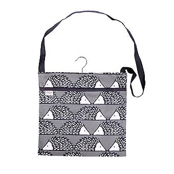 Scion Spike Wipe Clean Peg Bag, Grey