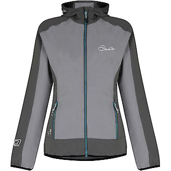Dare 2b Womens/Ladies Duality Water Repellent Hybrid Softshell Jacket