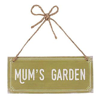 Something Different Mums Garden MDF Sign