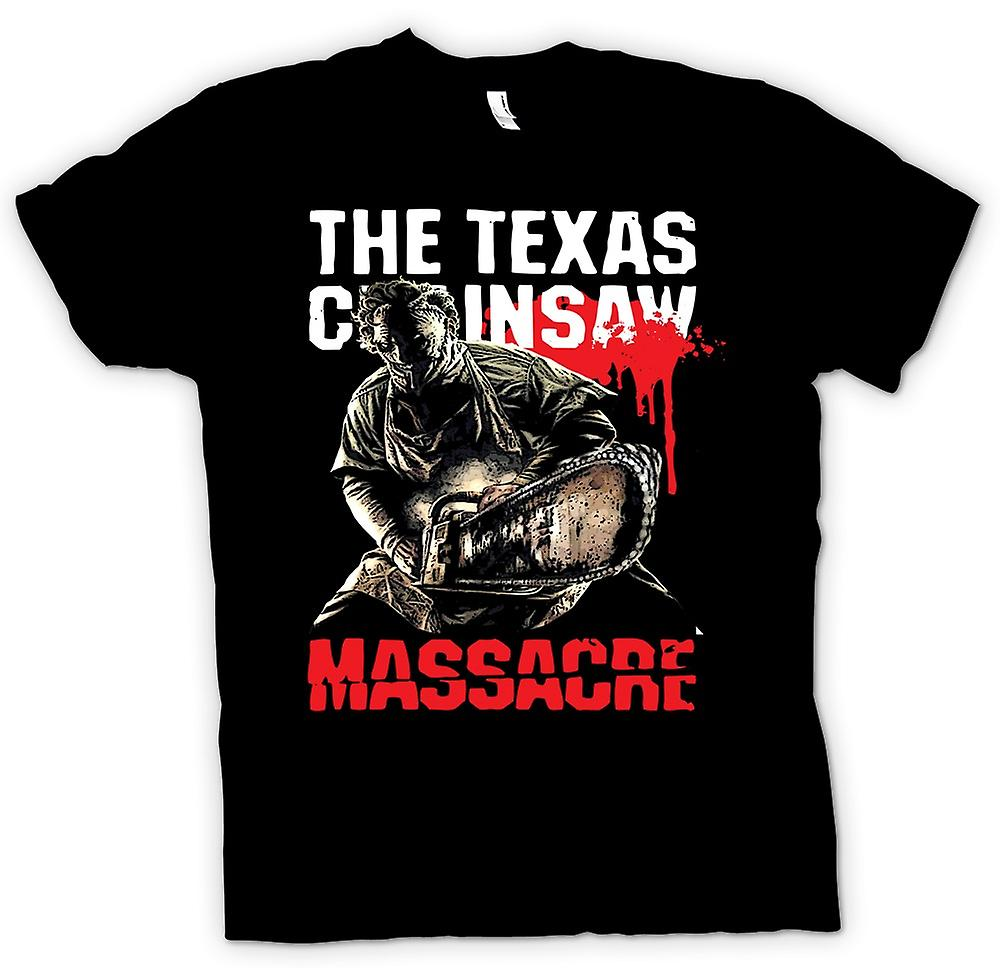 Womens T-shirt - Texas Chainsaw Massacre - Horror
