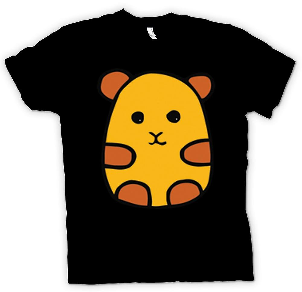 Barn T-shirt-Cartoon Hamster Design