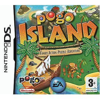 POGO Island (Nintendo DS)